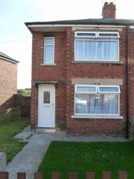 Thumbnail 2 bedroom end terrace house to rent in Bristol Road, Hull