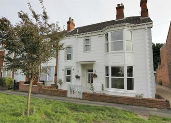 Thumbnail 3 bed end terrace house for sale in High Holme Road, Louth, Lincolnshire