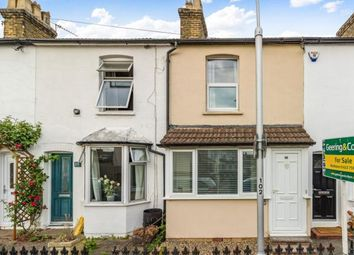 Thumbnail 3 bed terraced house for sale in Alma Road, Eccles, Aylesford, Kent