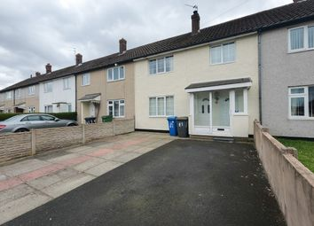 Thumbnail 3 bed terraced house to rent in Graham Road, Widnes