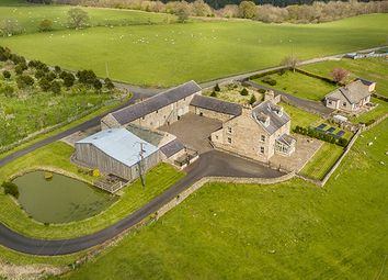 Thumbnail 4 bed farmhouse for sale in Anton Hill Farm, Wark, Hexham, Northumberland