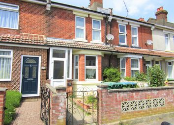 Thumbnail 2 bed terraced house for sale in Manor Road North, Southampton
