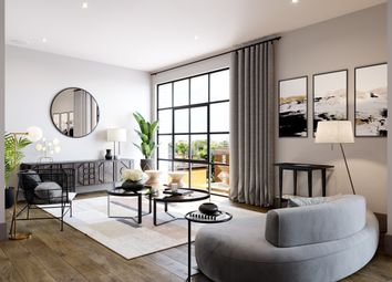 Thumbnail 3 bed flat for sale in Eagle Wharf Road, Hoxton
