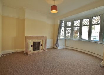 Thumbnail 3 bed end terrace house to rent in Fairlop Road, Ilford