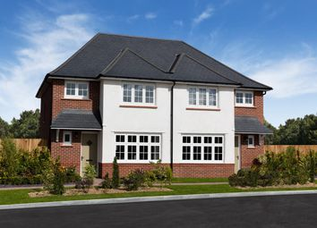 Thumbnail 3 bed semi-detached house for sale in Priory Park, Tixall Road, Stafford, Staffordshire