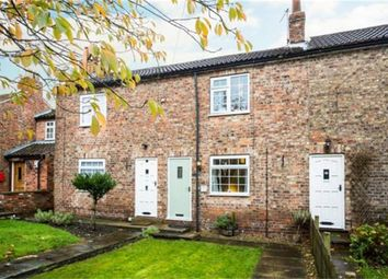 Thumbnail 2 bed terraced house to rent in Claxton, York