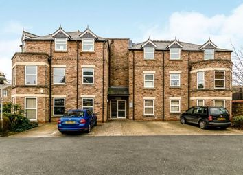 Thumbnail 2 bedroom flat for sale in Grange House, West Grange Court, York, North Yorkshire