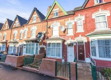 Thumbnail 5 bed terraced house for sale in Ivor Road, Birmingham, West Midlands