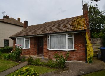 Thumbnail 2 bed detached bungalow for sale in Northwood Road, Tankerton, Whitstable