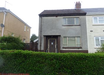 Thumbnail 2 bed semi-detached house for sale in Heol Gwendraeth, Burry Port