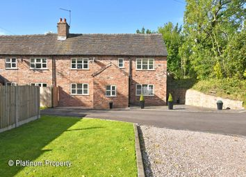 Thumbnail 4 bed semi-detached house for sale in Cecilly Brook, Oakamoor Road, Cheadle