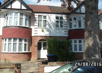 Thumbnail 3 bed semi-detached house to rent in Hyde Park Avenue, London