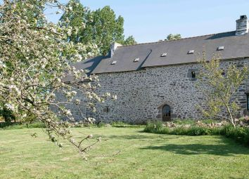 Thumbnail 5 bed cottage for sale in Brittany, Cotes D'armor, Le Gouray