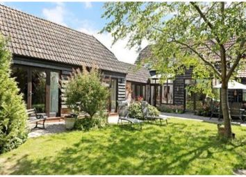 Thumbnail 4 bedroom barn conversion for sale in The Street, Devizes