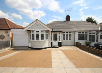 Thumbnail 3 bed bungalow for sale in Belvedere Avenue, Ilford