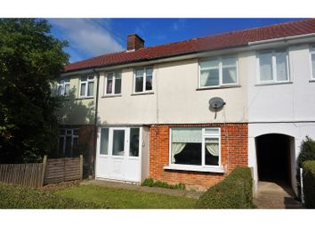 Thumbnail 3 bed terraced house for sale in Tukes Avenue, Gosport