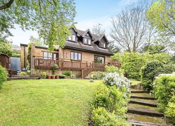 Thumbnail 3 bedroom detached house for sale in Leatherhead, Surrey