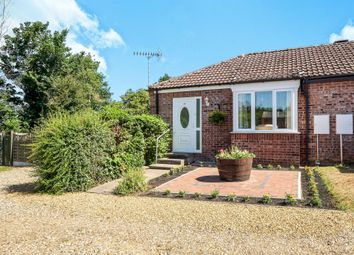 Thumbnail 1 bedroom terraced bungalow for sale in Waveney Road, Bungay