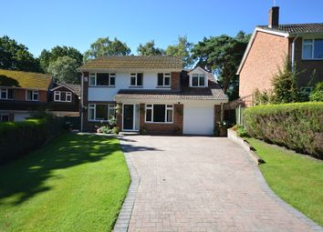 Thumbnail 5 bedroom detached house for sale in Wetherby Close, Broadstone