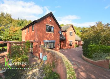 Thumbnail 4 bed detached house for sale in Grove Walk, Pinewood, Ipswich