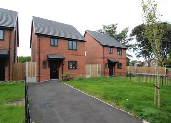 Thumbnail 3 bed detached house for sale in Warburton Hey, Rainhill, Prescot