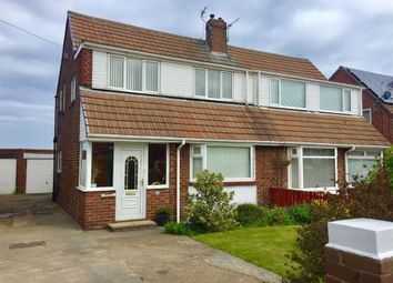 3 bed semi-detached house for sale in Bamburgh Avenue, South Shields NE34