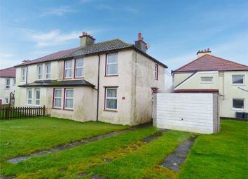 Thumbnail 3 bed semi-detached house for sale in Gameriggs Road, Whitehaven, Cumbria