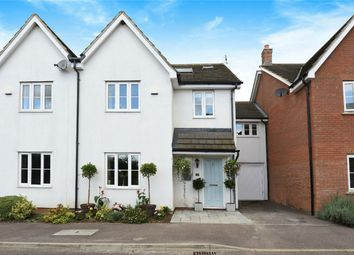 Thumbnail 5 bed terraced house for sale in Beanfield Close, Riseley, Bedford