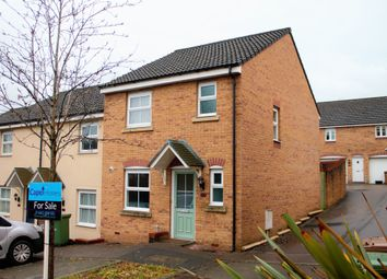 Thumbnail 3 bed terraced house for sale in Dragon Way, Hengoed