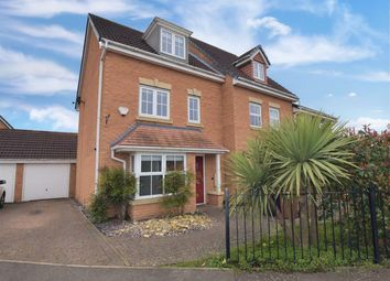Thumbnail 4 bed end terrace house for sale in Doctors Lane, Melton Mowbray