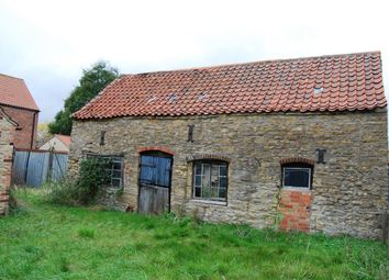 Thumbnail 1 bed barn conversion for sale in Brook Street, Hemswell, Gainsborough