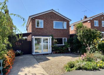 Thumbnail 3 bed detached house for sale in Nursery Avenue, Farndon, Newark