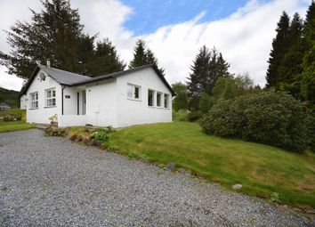 Thumbnail 2 bed detached bungalow for sale in The Glebe, Killin