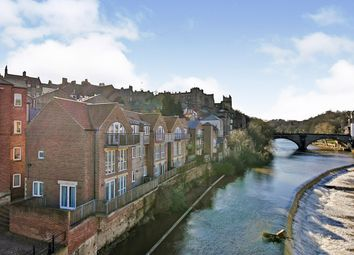 Thumbnail 2 bed flat for sale in Clements Wharf, Back Silver Street, Durham, Durham