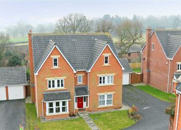 Thumbnail 7 bed detached house for sale in Upper Well Close, Oswestry