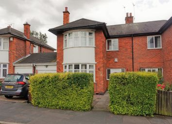 Thumbnail 3 bed semi-detached house for sale in Northdown Drive, Leicester