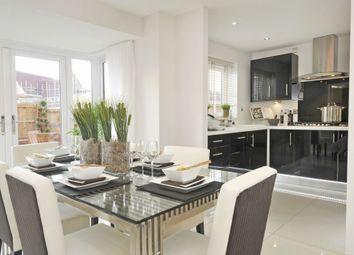 "Thumbnail 4 bedroom detached house for sale in ""Somerton"" at Pinn Lane, Pinhoe, Exeter"