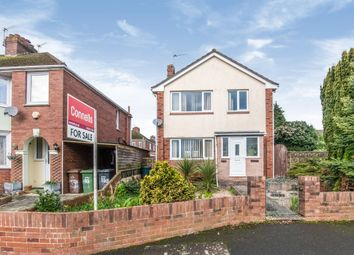 3 bed detached house for sale in Summerway, Pinhoe, Exeter EX4