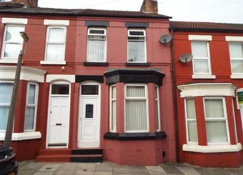 Thumbnail 2 bedroom terraced house for sale in Bell Street, Liverpool, Merseyside