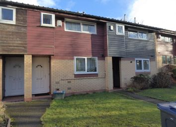 Thumbnail 3 bed terraced house for sale in Wigland Way, Kings Norton, Birmingham