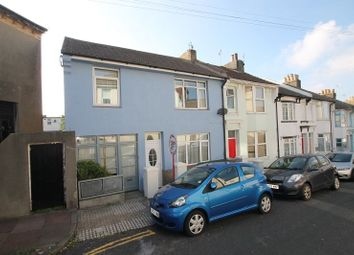 Thumbnail 3 bed end terrace house for sale in Carlyle Street, Brighton, East Sussex.