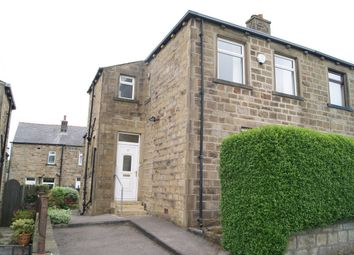 Thumbnail 3 bed semi-detached house for sale in Arncliffe Road, Keighley, West Yorkshire