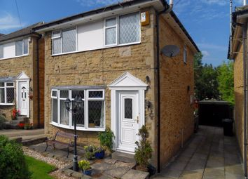Thumbnail 3 bedroom detached house to rent in Hall Park Avenue, Liversedge