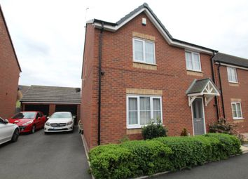 Thumbnail 4 bed detached house to rent in Cygnet Avenue, Nuneaton