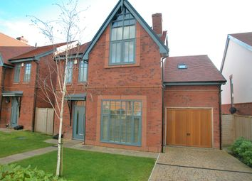 Thumbnail 4 bed detached house for sale in Edward Price Close, Parkgate, Cheshire