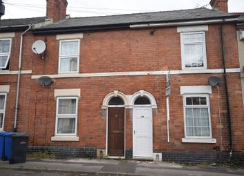 Thumbnail 4 bed terraced house to rent in Drewry Lane, Derby