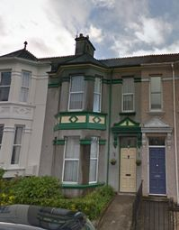 Thumbnail 3 bed terraced house to rent in The Grove, Stoke, Plymouth