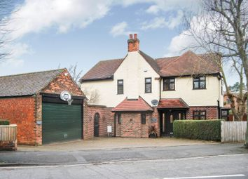 Thumbnail 4 bedroom detached house for sale in Wharncliffe Road, Ilkeston