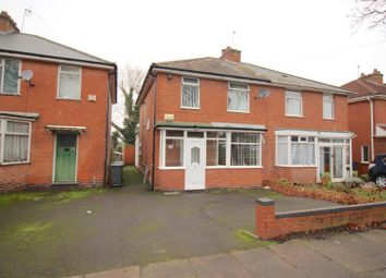 Thumbnail 3 bed semi-detached house for sale in Clements Road, Yardley, Birmingham