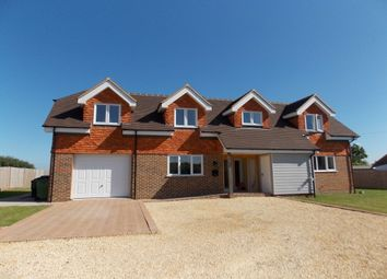 Thumbnail 4 bed detached house to rent in Woodchurch, Ashford